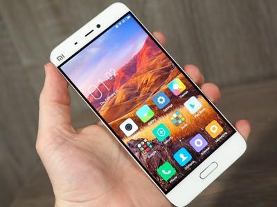 Xiaomi Mi5, фото: CNet.com