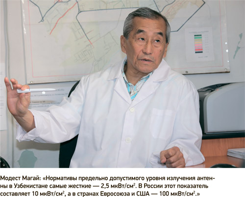 Модест Магай, фото: review.uz