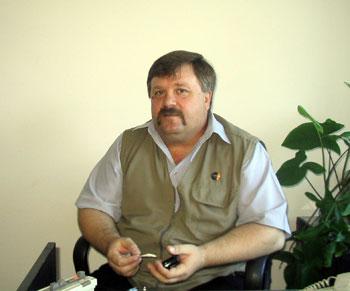 Александр Сучков, фото PR.uz