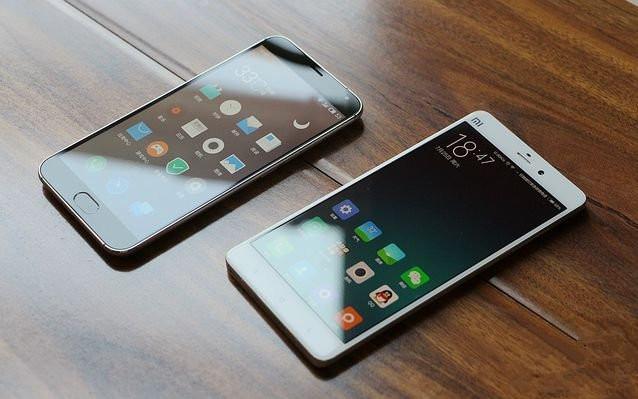 Meizu MX5 и Xiaomi-Note 2, фото meizu-mx5.com