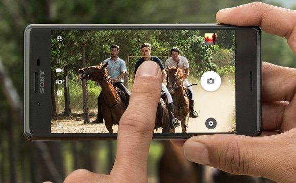 Sony Xperia X Performance, фото производителя