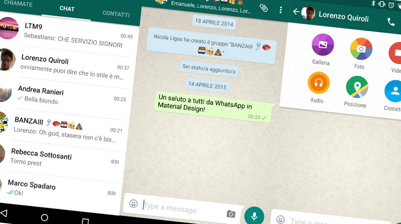 Скачать приложение whatsapp для андроид