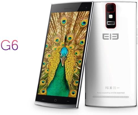 Смартфон Elephone G6