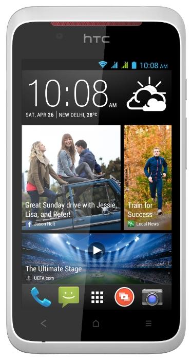 HTC Desire 210, фото HTC