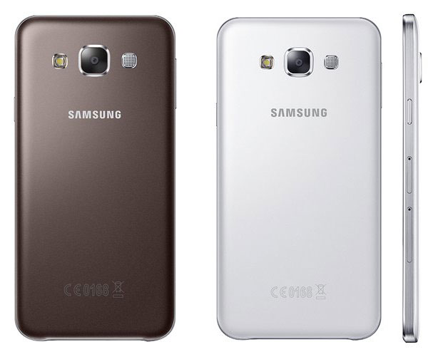 Galaxy E5, фото производителя